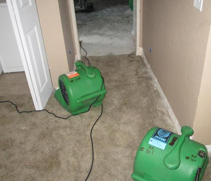 Water Damage to your home After