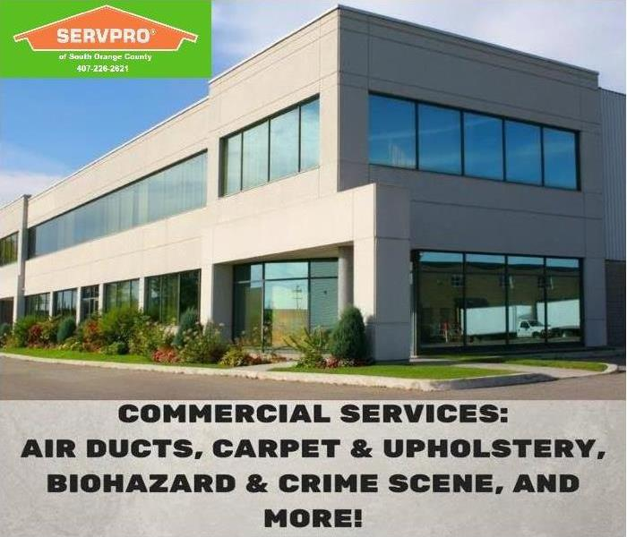 Multiple Commercial Services